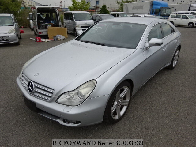 About This 2007 MERCEDES BENZ Cls Class (Price:$3,619)