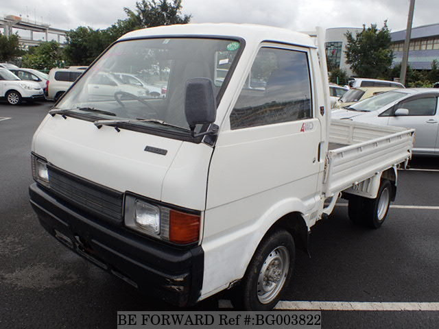 Used 1988 MAZDA BONGO TRUCK/L-SE88M for Sale BG003822 - BE ...