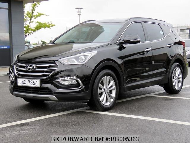 2016 Hyundai Santa Fe >> 2016 Hyundai Santa Fe