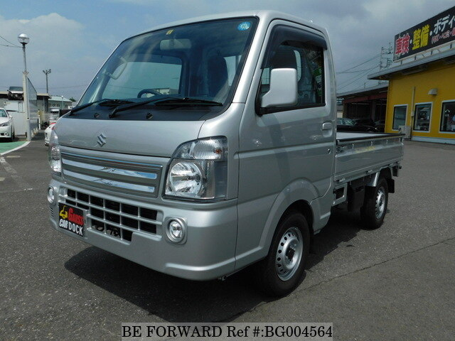 30baffbf6b9413 Used 2018 SUZUKI CARRY TRUCK KX EBD-DA16T for Sale BG004564 - BE FORWARD