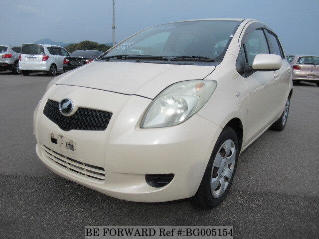 Used 2005 Toyota Vitz U Dba Scp90 For Sale Bg005154 Be Forward