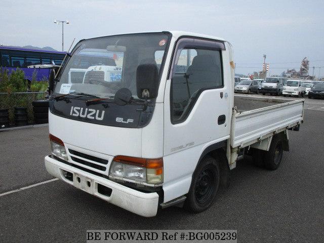 Used 1993 ISUZU ELF TRUCK/U-NHR69C for Sale BG005239 - BE