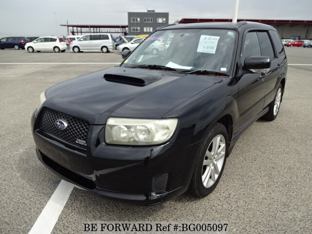 Used 2005 Subaru Forester Cross Sports 20tta Sg5 For Sale Bg005097