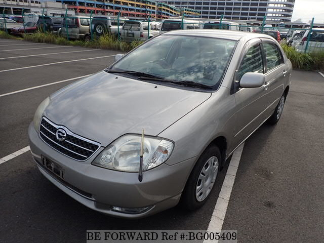 About This 2001 TOYOTA Corolla Sedan (Price:$1,918)