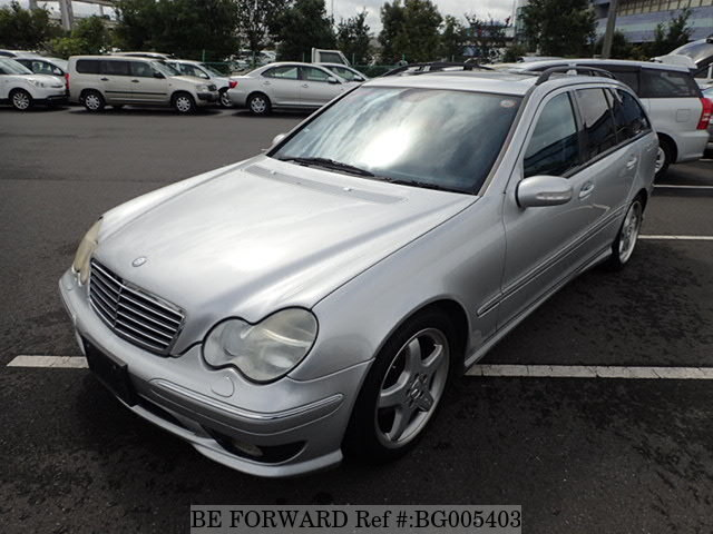About This 2002 MERCEDES BENZ C Class (Price:$1,151)