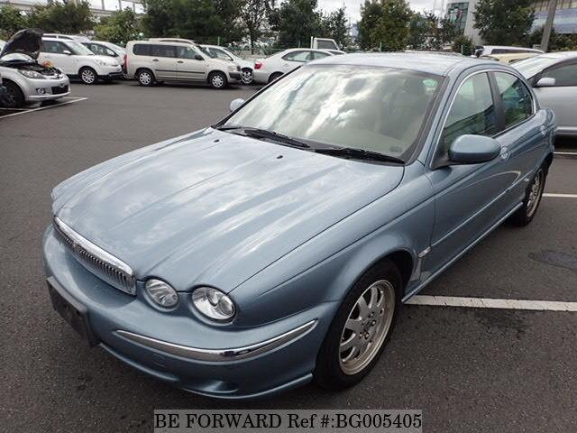 Used 2005 JAGUAR X TYPE BG005405 For Sale
