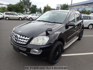 Used 2006 MERCEDES-BENZ M-CLASS BG005465 for Sale