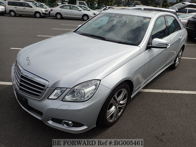 Used 2009 MERCEDES-BENZ E-CLASS BG005461 for Sale