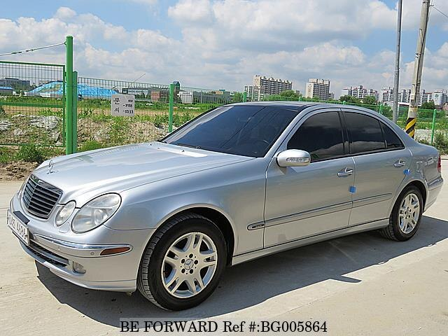 About This 2004u0026nbspMERCEDES BENZ E Class (Price:$5,566). This 2004 MERCEDES  BENZ ...