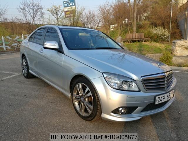 About This 2008 MERCEDES BENZ C Class (Price:$9,811)