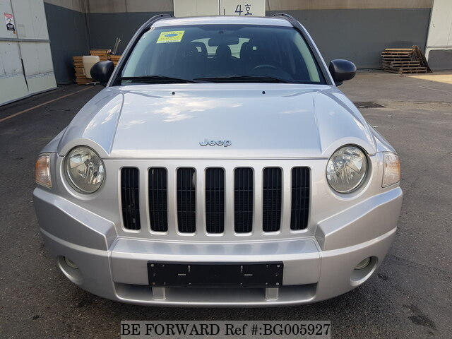 Used 2009 JEEP COMPASS BG005927 for Sale