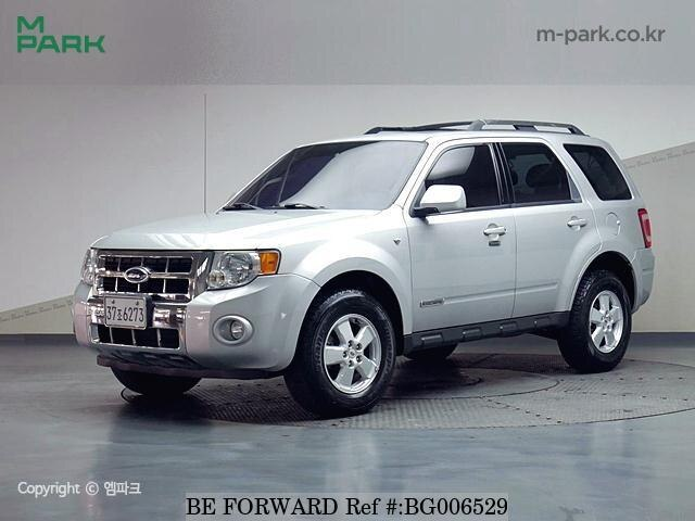 used 2008 ford escape/3-0 for sale bg006529 - be forward
