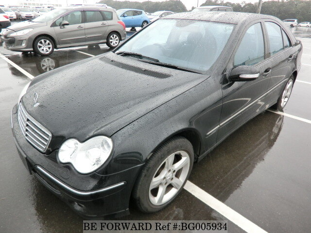 Lovely About This 2005 MERCEDES BENZ C Class (Price:$2,394)