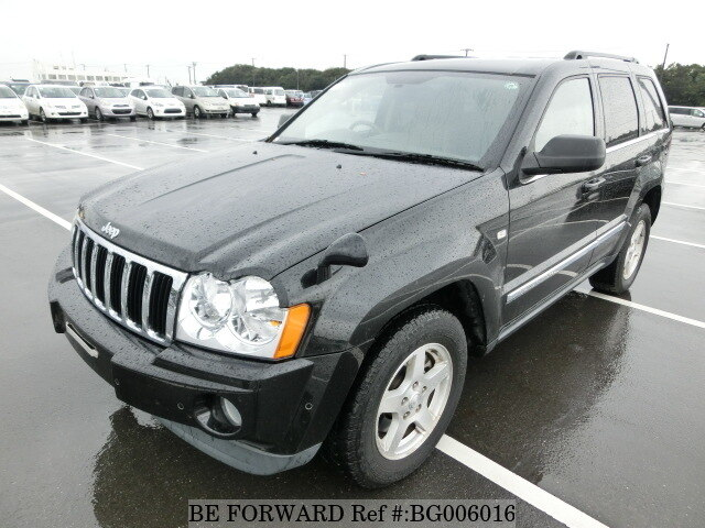 Used 2007 JEEP GRAND CHEROKEE BG006016 For Sale