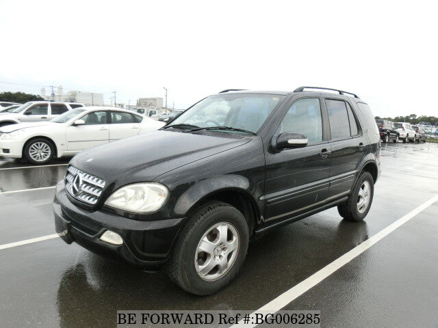 Superb About This 2004 MERCEDES BENZ M Class (Price:$2,217)