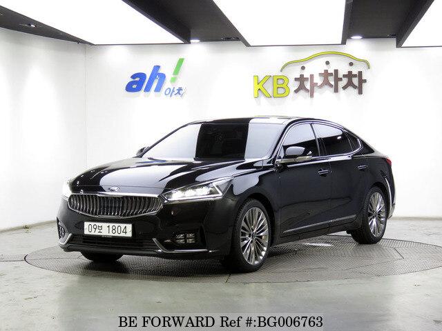 Used 2017 Kia K7 Bg006763 For