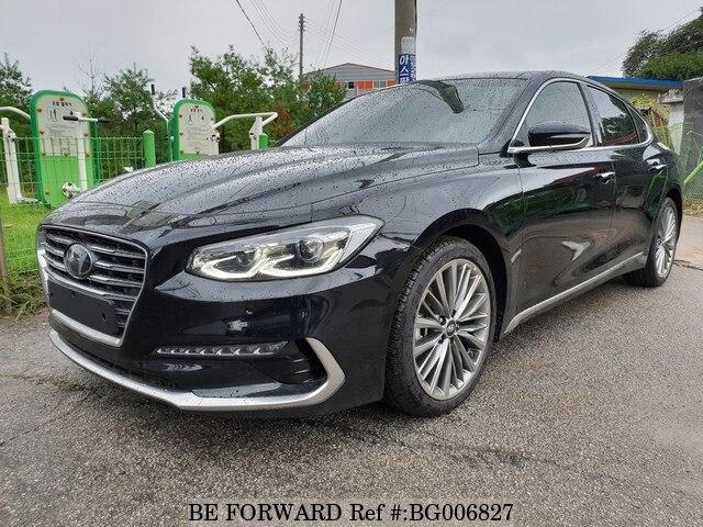 Used 2018 Hyundai Grandeur For Sale Bg006827 Be Forward