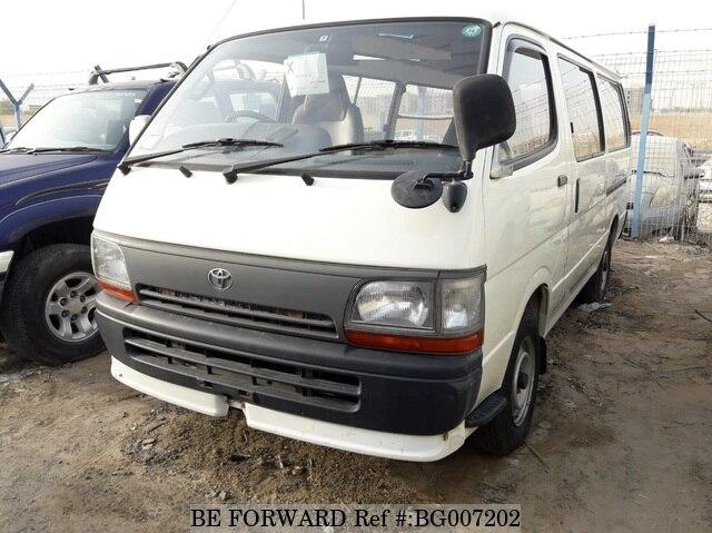 1994 TOYOTA Hiace Van