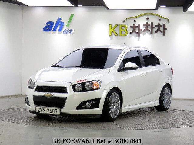 Used 2015 Chevrolet Aveodeluxe For Sale Bg007641 Be Forward