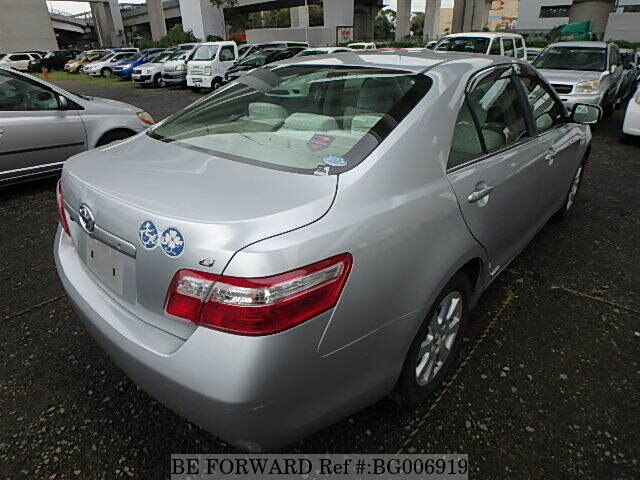 used 2006 toyota camry g limited edition dba acv40 for sale bg006919 be forward. Black Bedroom Furniture Sets. Home Design Ideas