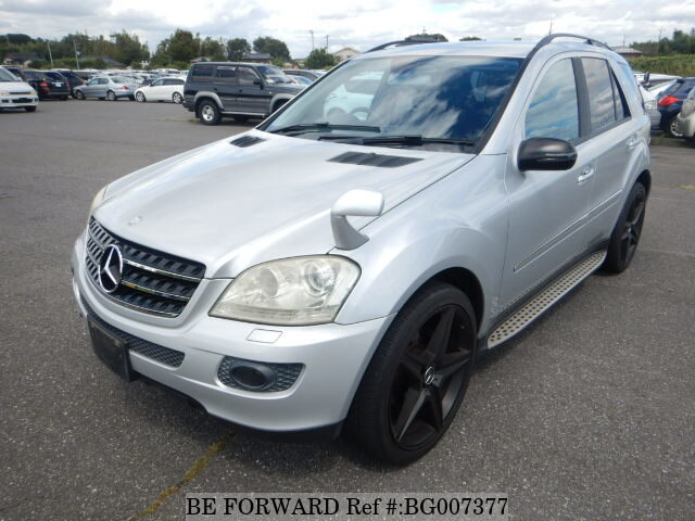 Used 2005 MERCEDES-BENZ M-CLASS BG007377 for Sale