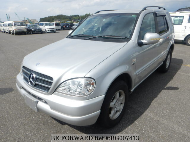 About This 2001 MERCEDES BENZ M Class (Price:$1,796)