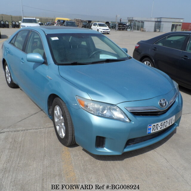 Used 2008 TOYOTA CAMRY HYBRID BG008924 For Sale