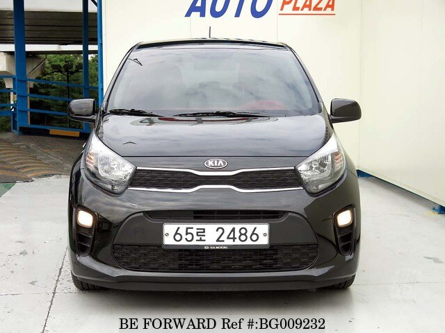 Used 2018 Kia Morning Picanto Luxury For Sale Bg009232 Be Forward