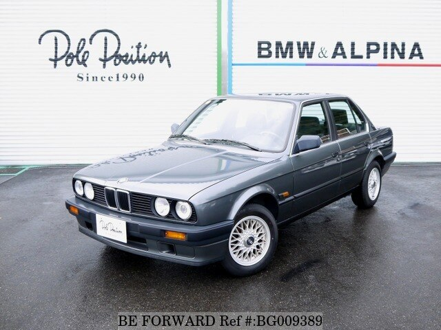 Used 1990 Bmw 3 Series E A20 For Sale Bg009389 Be Forward