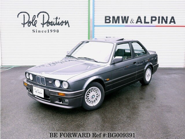 Used 1988 Bmw 3 Series Bg009391 For