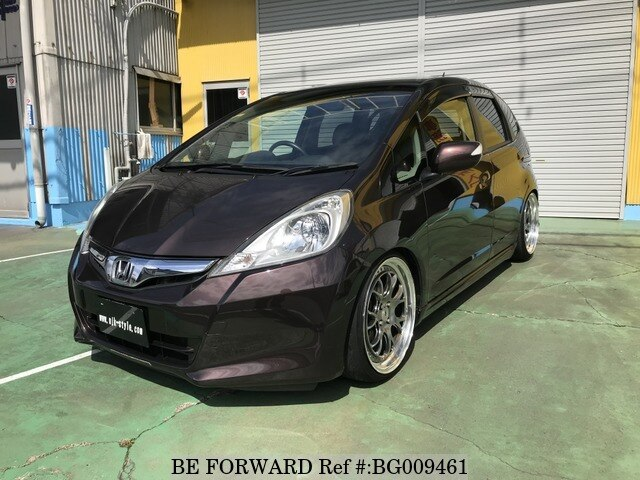 Used 2011 Honda Fit 1 5x Dba Ge8 For Sale Bg009461 Be