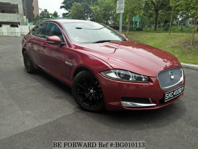 About This 2012 JAGUAR XF (Price:$8,738)