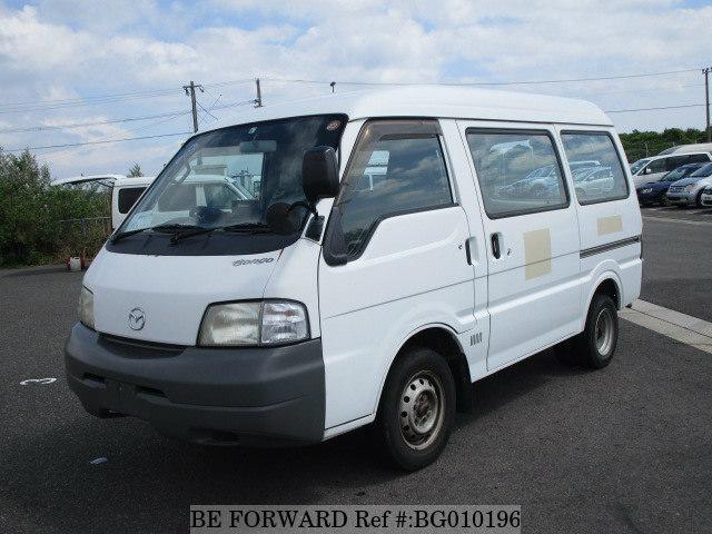 Used 2004 MAZDA BONGO VAN CD/TC-SK82V for Sale BG010196 - BE FORWARD