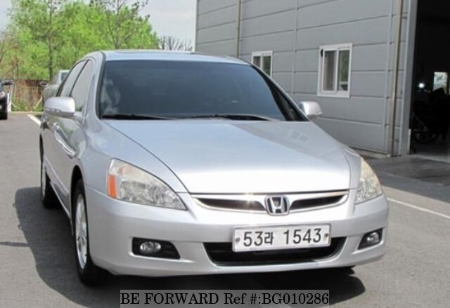 About This 2007 HONDA Accord (Price:$4,500)