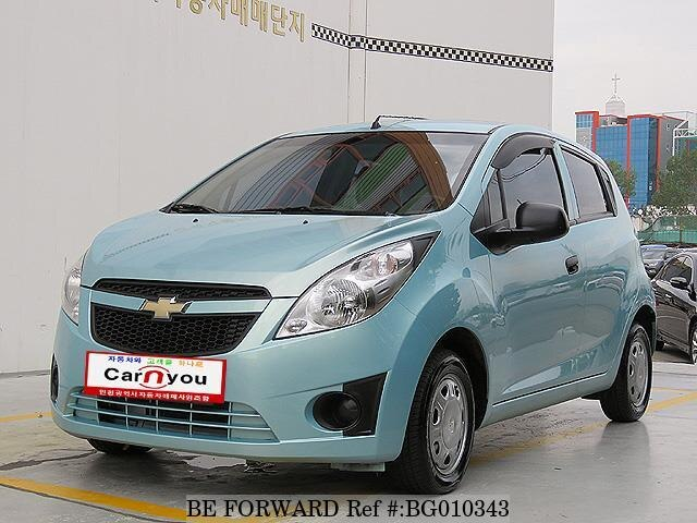 used 2012 chevrolet spark van for sale bg010343 be forward. Black Bedroom Furniture Sets. Home Design Ideas