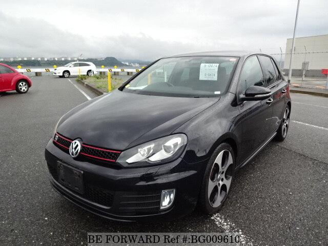 Used 2011 Volkswagen Golf Gtiaba 1kccz For Sale Bg009610 Be Forward