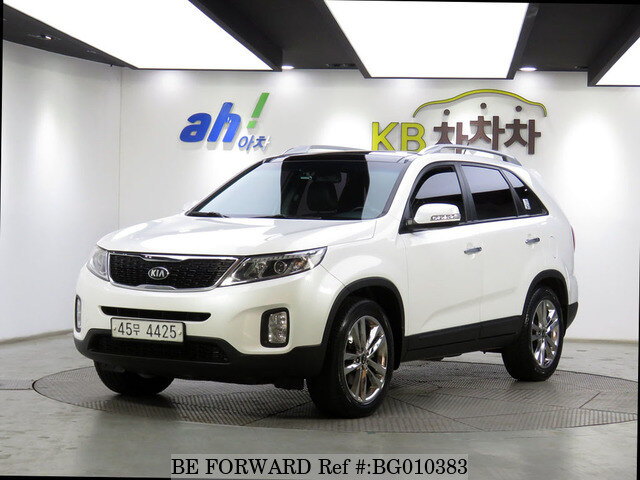About This 2014 KIA Sorento (Price:$13,643)