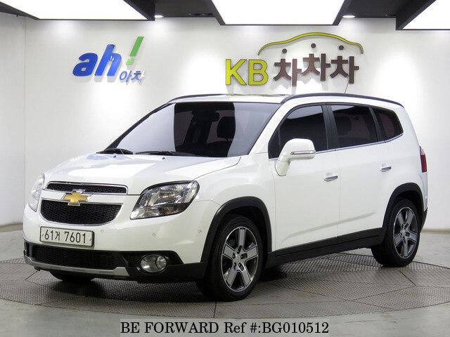 Used 2014 Chevrolet Orlandoltz For Sale Bg010512 Be Forward
