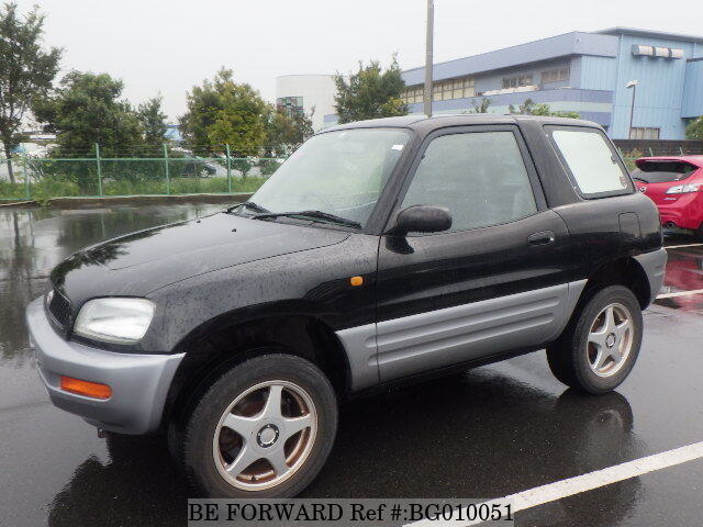 Used 1996 Toyota Rav4 Le Sxa10g For Sale Bg010051 Be Forward