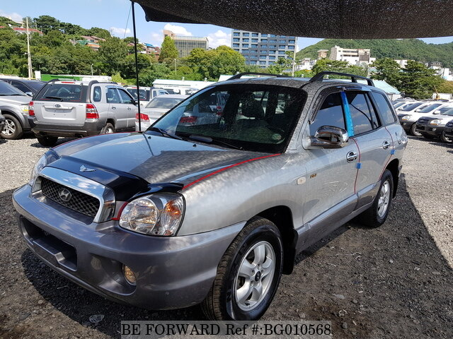 Good About This 2005 HYUNDAI Santa Fe (Price:$1,950)