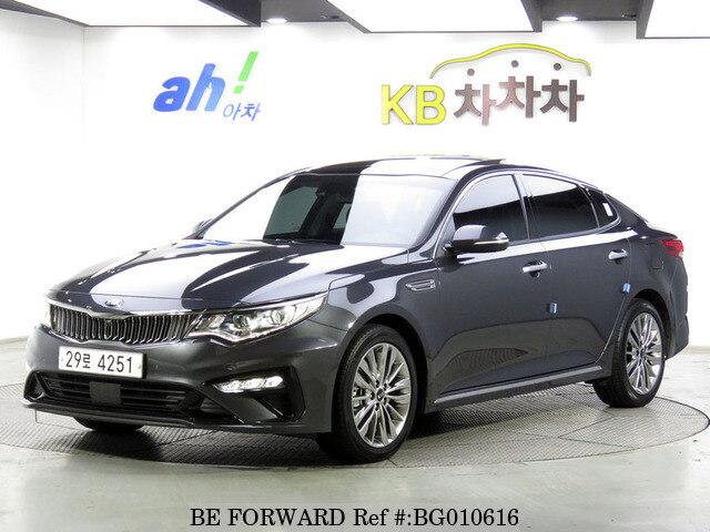 Used 2018 Kia K5 Optima Noblesse For Sale Bg010616 Be Forward