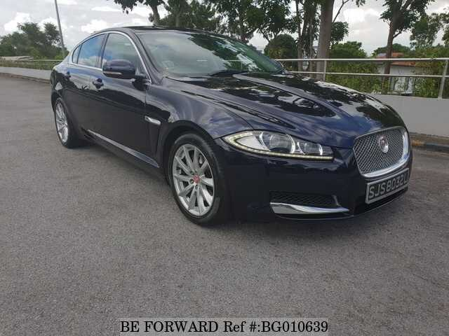 About This 2014 JAGUAR XF (Price:$11,520)