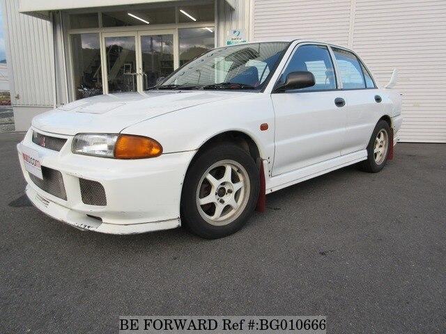Used 1995 Mitsubishi Lancer Evolution 2 0 Rs Iii 4wd E Ce9a For Sale