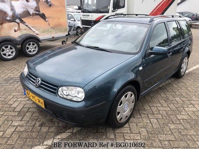 used 2001 volkswagen golf 1.6 for sale bg010692 - be forward