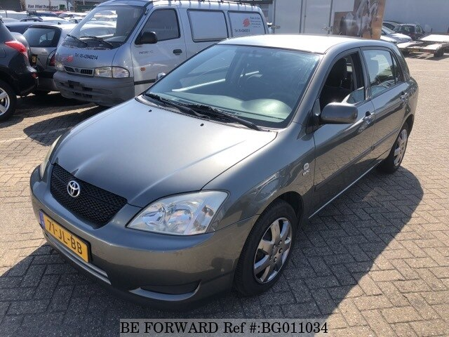 About This 2002 TOYOTA Corolla (Price:$3,080)