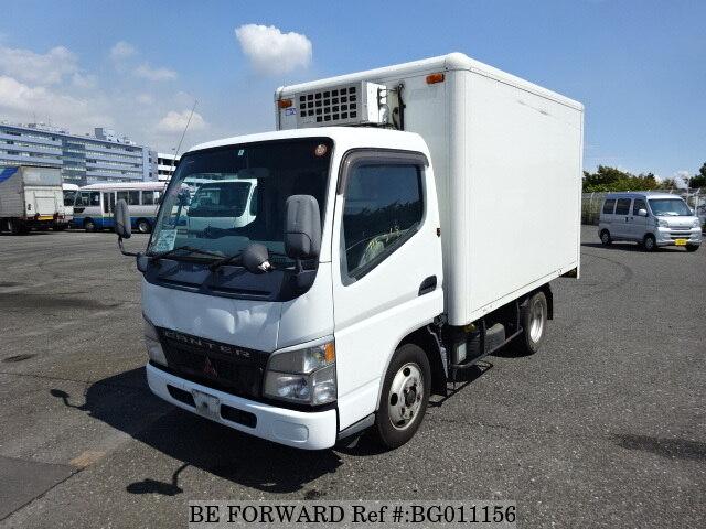Used 2004 MITSUBISHI CANTER/KK-FE72CB for Sale BG011156 - BE FORWARD