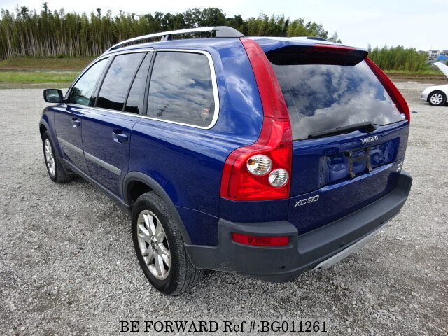 used 2005 volvo xc90 ocean race limited cba cb5254aw for sale bg011261 be forward. Black Bedroom Furniture Sets. Home Design Ideas