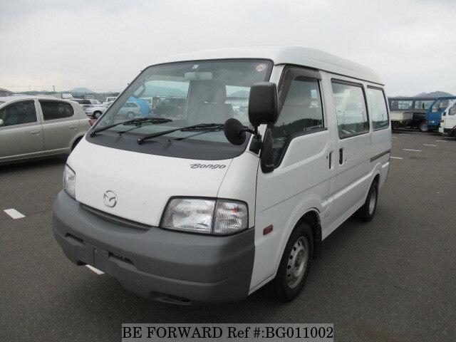 Used 2012 MAZDA BONGO VAN/ABF-SKP2V for Sale BG011002 - BE ...