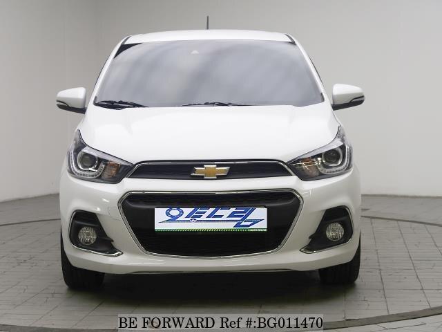 Used 2017 Daewoo Matiz Bg011470 For