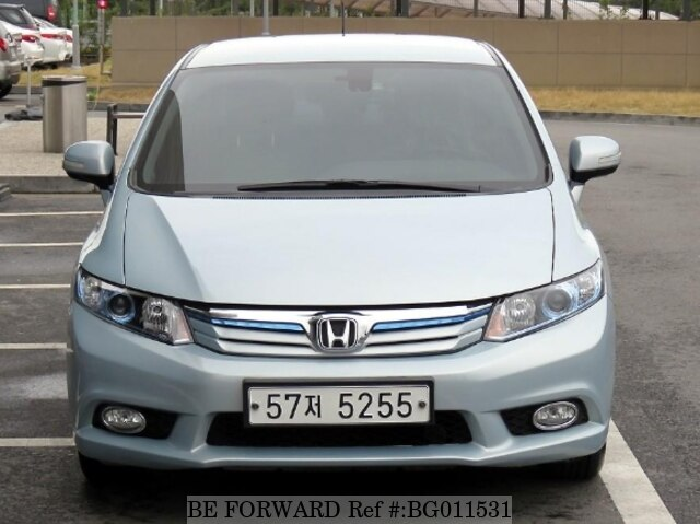 About This 2012 HONDA Civic (Price:$13,500)